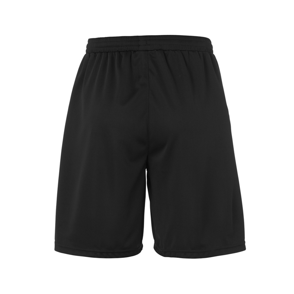 Kempa Gold Shorts - Noir & Or - Dos