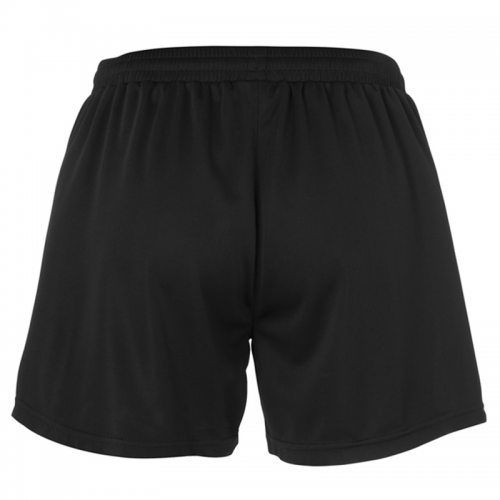 Kempa Gold Shorts Women - Noir & Or - Vue de dos