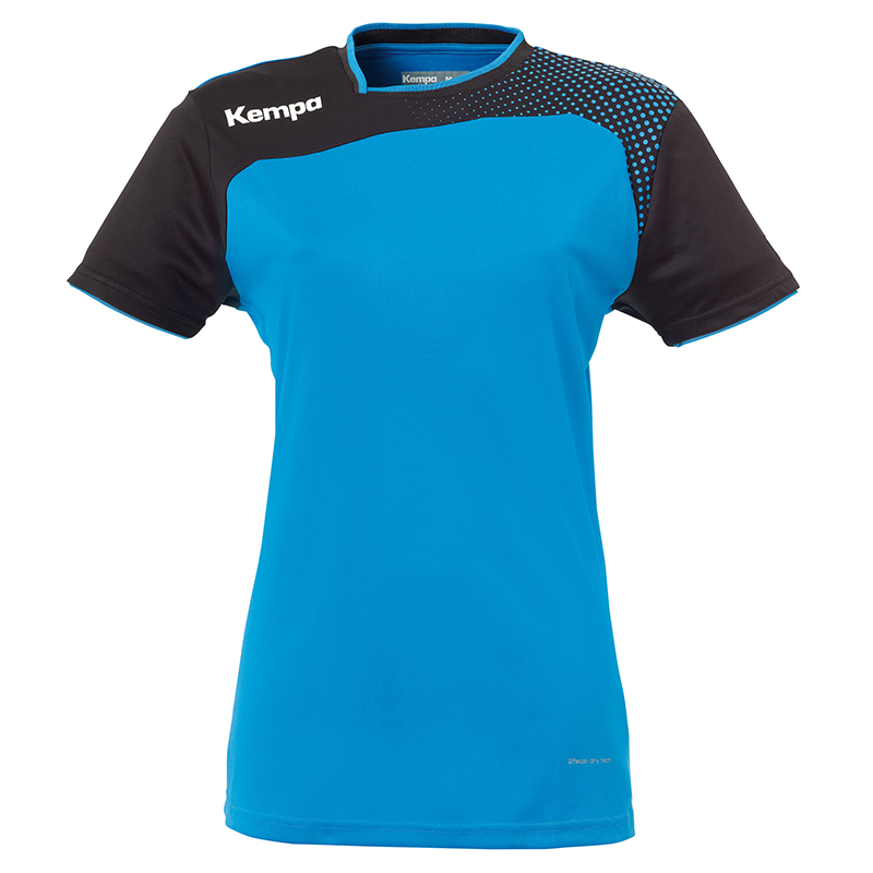 Kempa Emotion Women Shirt - Bleu Kempa