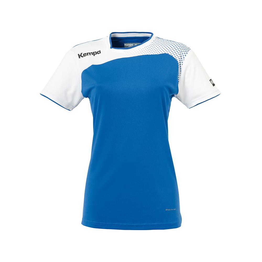 Kempa Emotion Women Shirt - Azur