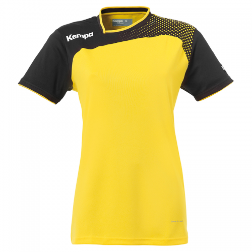 Kempa Emotion Women Shirt - Jaune