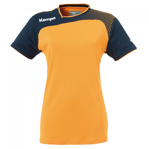 Kempa Emotion Women Shirt - Orange & Marine
