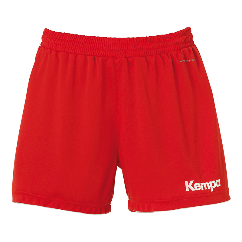 Kempa Emotion Shorts Women - Rouge