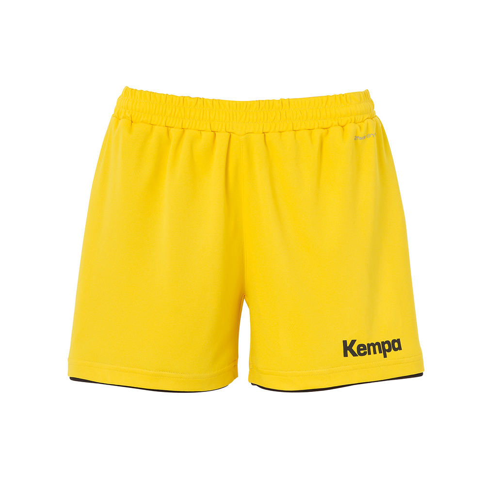 Kempa Emotion Shorts Women - Jaune