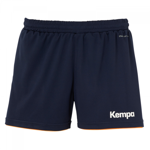 Kempa Emotion Shorts Women - Marine & Orange