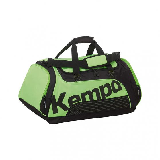 Kempa Sportline Sportsbag S (35 L) - Vert Fluo