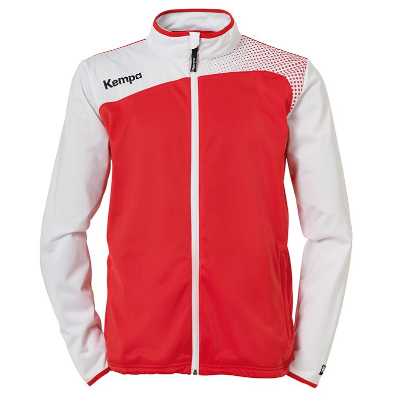 Kempa Emotion Classic Jacket - Rouge