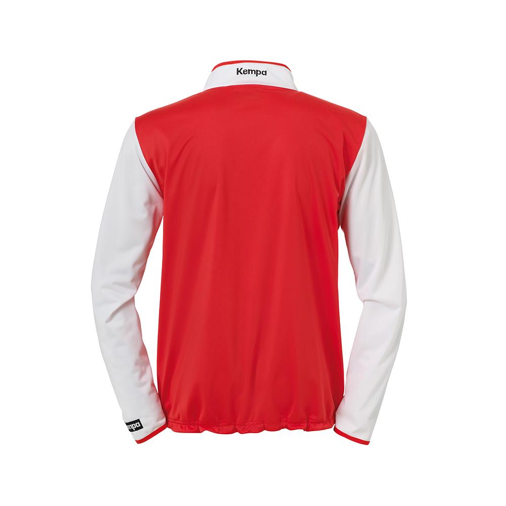 Kempa Emotion Classic Jacket - Rouge - Vue de dos