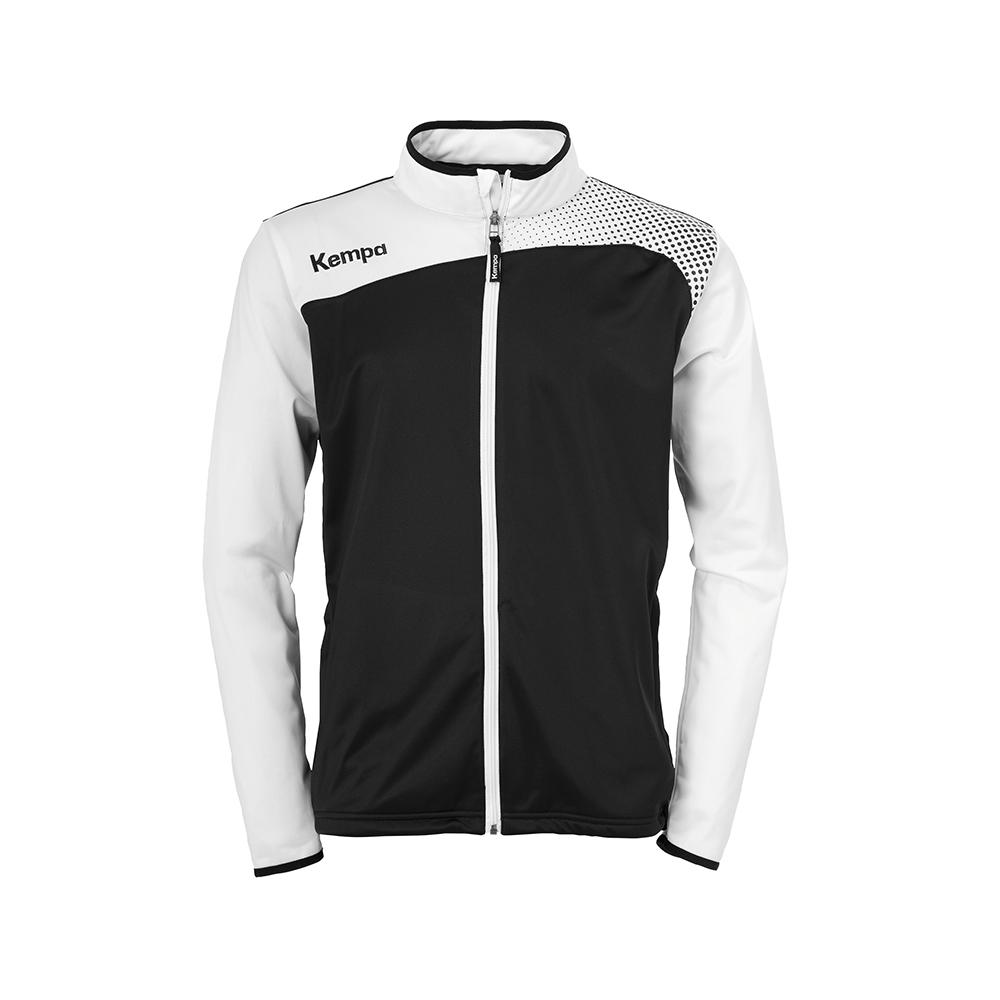 Kempa Emotion Classic Jacket - Noir & Blanc