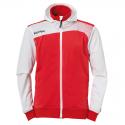 Kempa Emotion Hood Jacket - Rouge