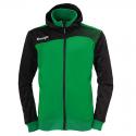 Kempa Emotion Hood Jacket - Vert