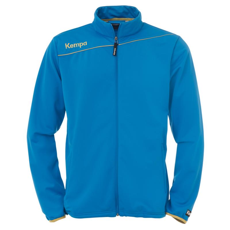 Kempa Gold Classic Jacket - Bleu Kempa