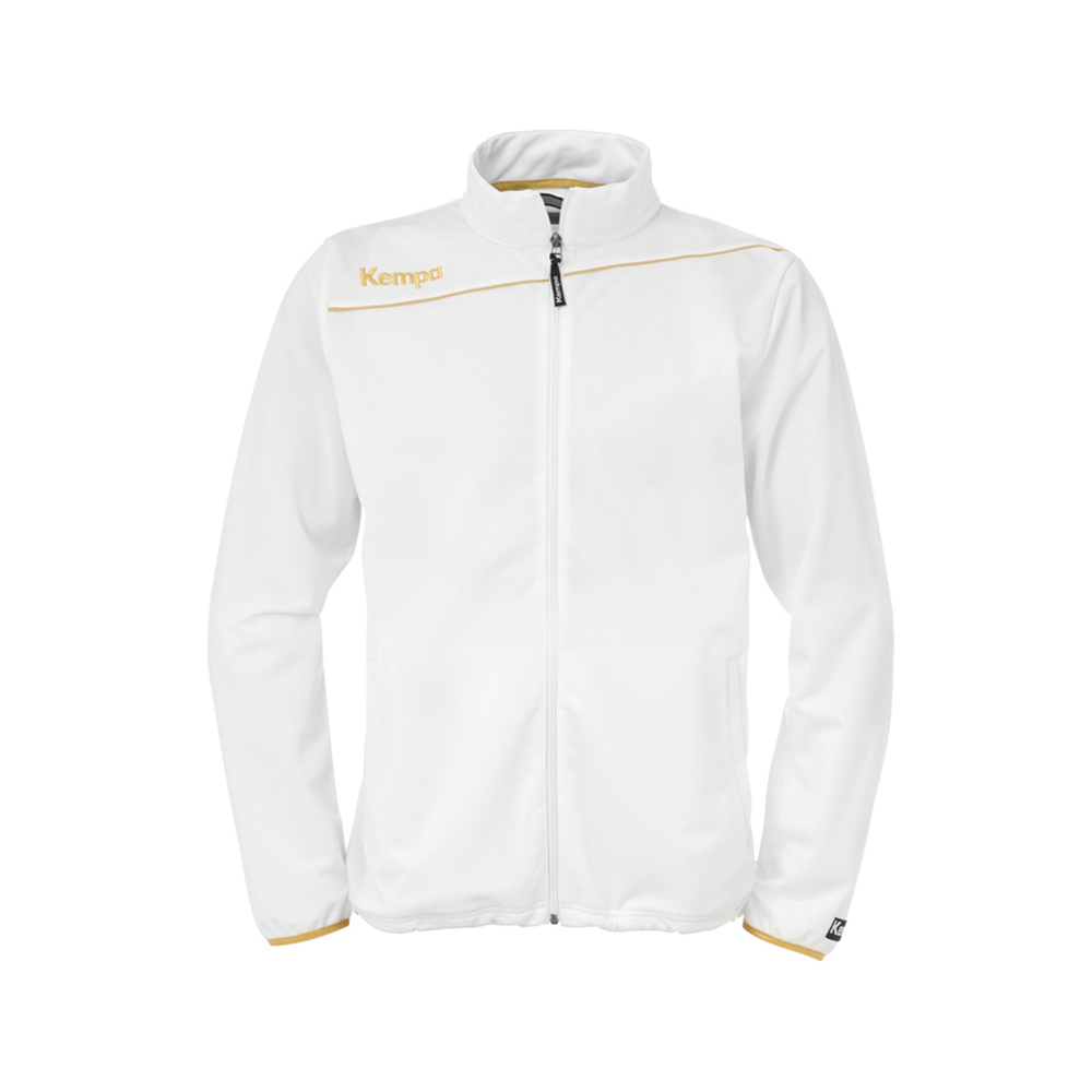 Kempa Gold Classic Jacket - Blanc