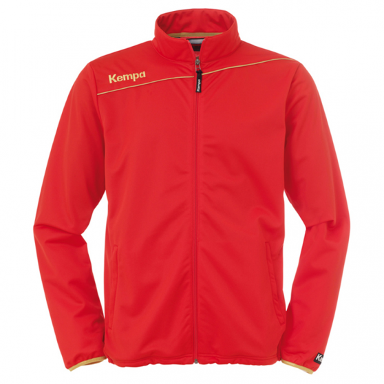 Kempa Gold Classic Jacket - Rouge