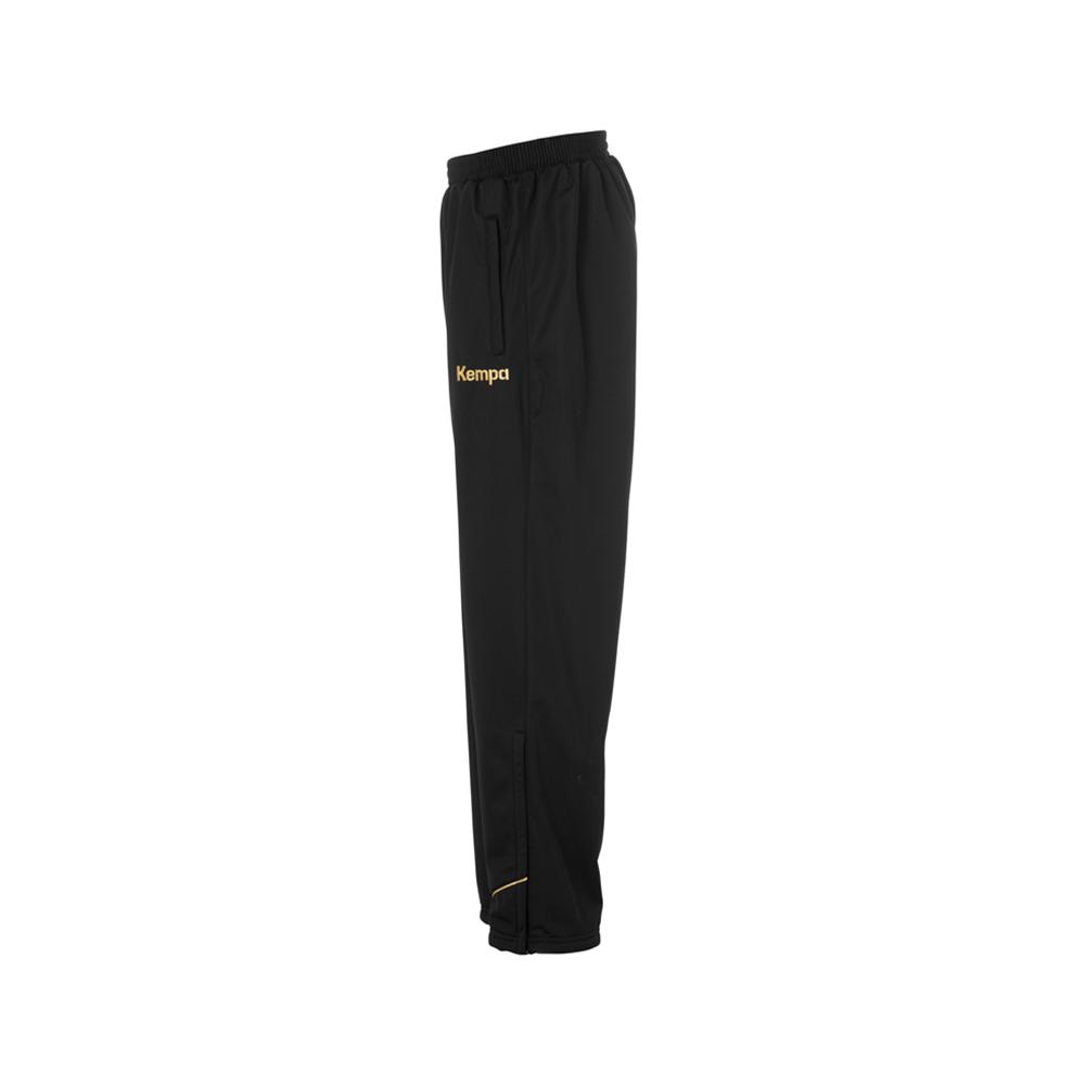 Kempa Gold Classic Pants - Noir - Vue de côté