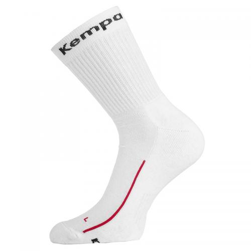 Kempa Team Classic Socks (3 paires) - Blanc - Vue opposée