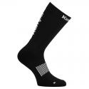 Kempa Logo Classic Socks - Noir & Blanc