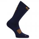 Kempa Logo Classic Socks - Marine & Orange