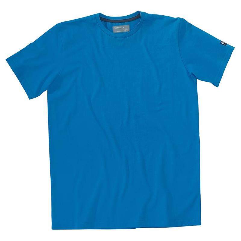 Kempa Team T-Shirt - Bleu Kempa