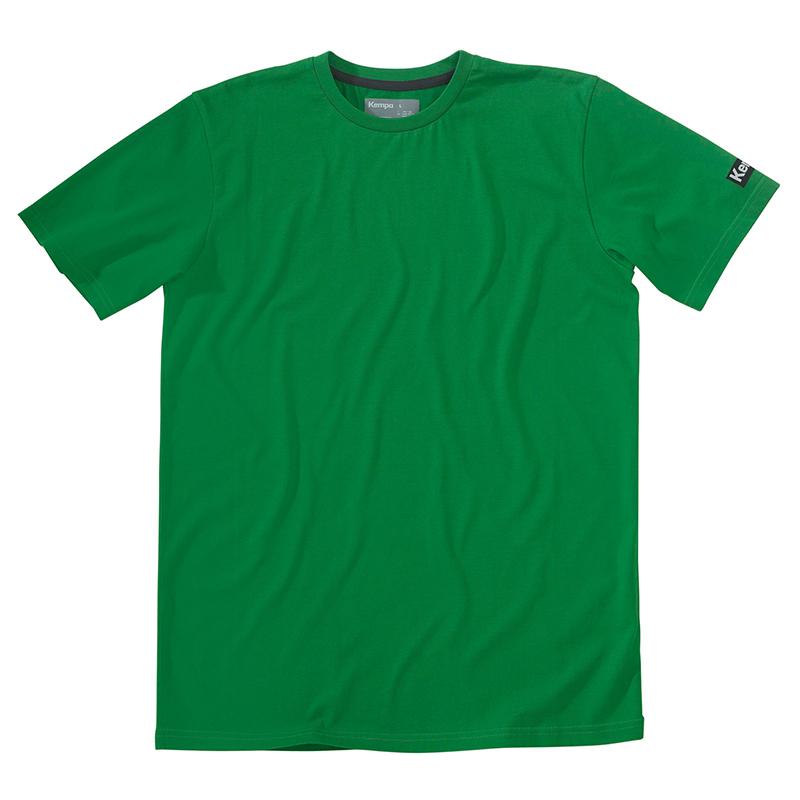 Kempa Team T-Shirt - Vert