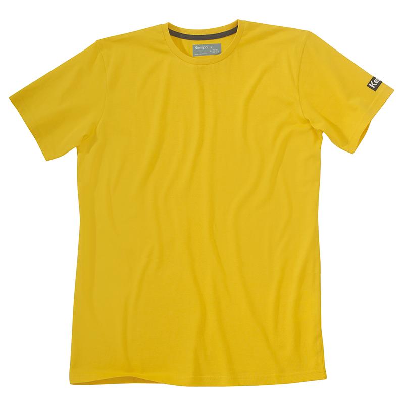 Kempa Team T-Shirt - Jaune