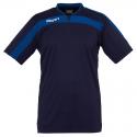 Uhlsport Liga Shirt - Marine & Azur