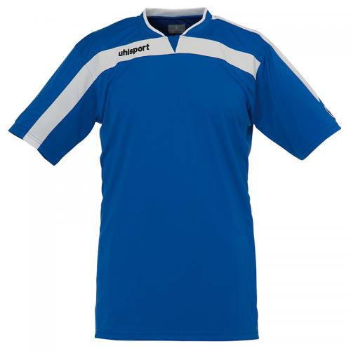 Uhlsport Liga Shirt - Azur & Blanc