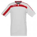 Uhlsport Liga Shirt - Blanc & Rouge