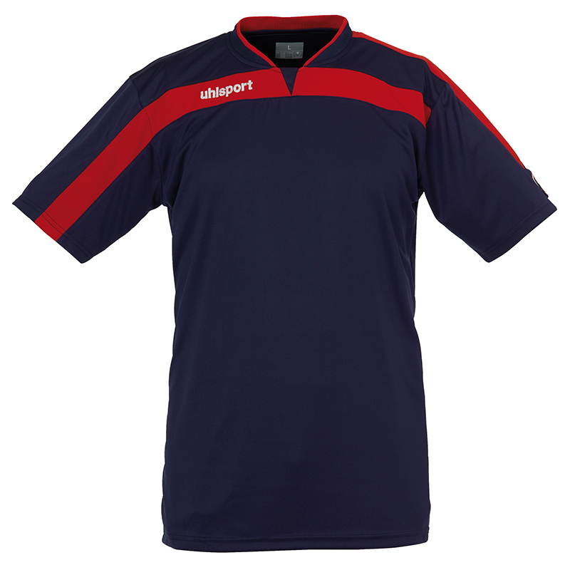 Uhlsport Liga Shirt - Marine & Rouge