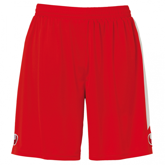 Uhlsport Liga Shorts - Rouge & Blanc