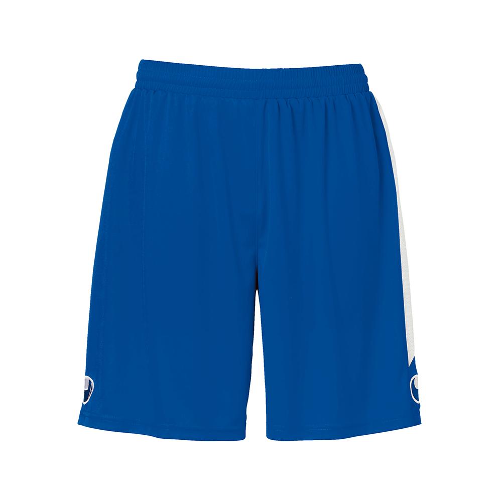 Uhlsport Liga Shorts - Azur & Blanc