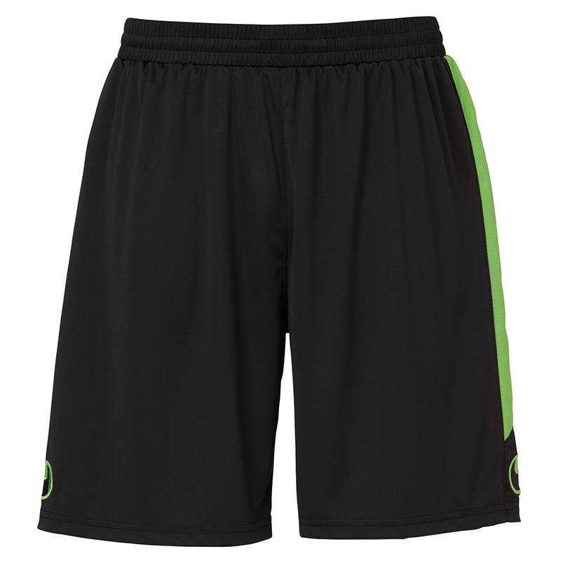 Uhlsport Liga Shorts - Anthracite & Vert