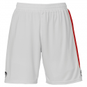 Uhlsport Liga Shorts - Blanc & Rouge