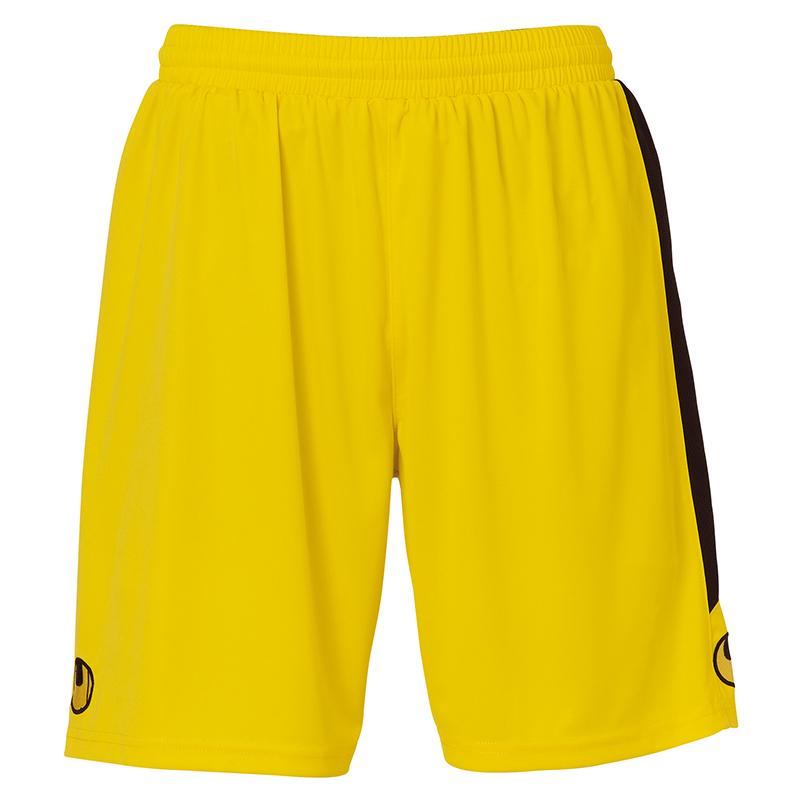Uhlsport Liga Shorts - Jaune & Noir