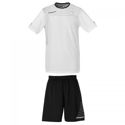 Uhlsport Match Team Kit Men - Blanc & Noir