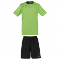 Uhlsport Match Team Kit Men - Vert & Noir
