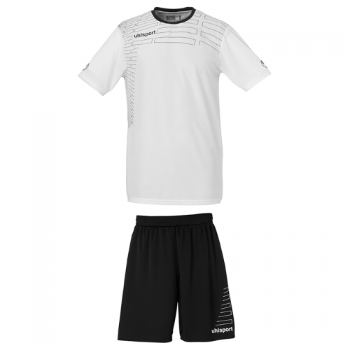 Uhlsport Match Team Kit Women - Blanc & Noir