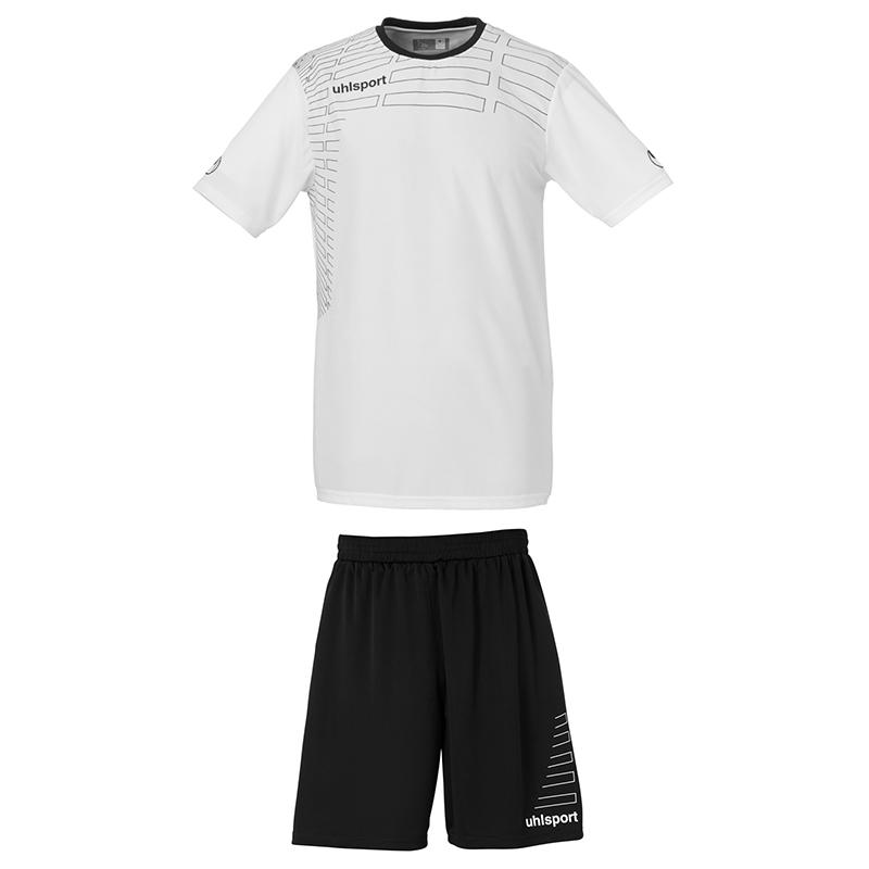 Uhlsport Match Team Kit Women - Blanc & Noir