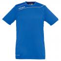 Uhlsport Stream 3.0 Shirt - Azur & Blanc
