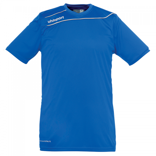 Uhlsport Stream 3.0 Shirt - Azur & Blanc