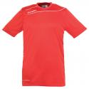 Uhlsport Stream 3.0 Shirt - Rouge & Blanc