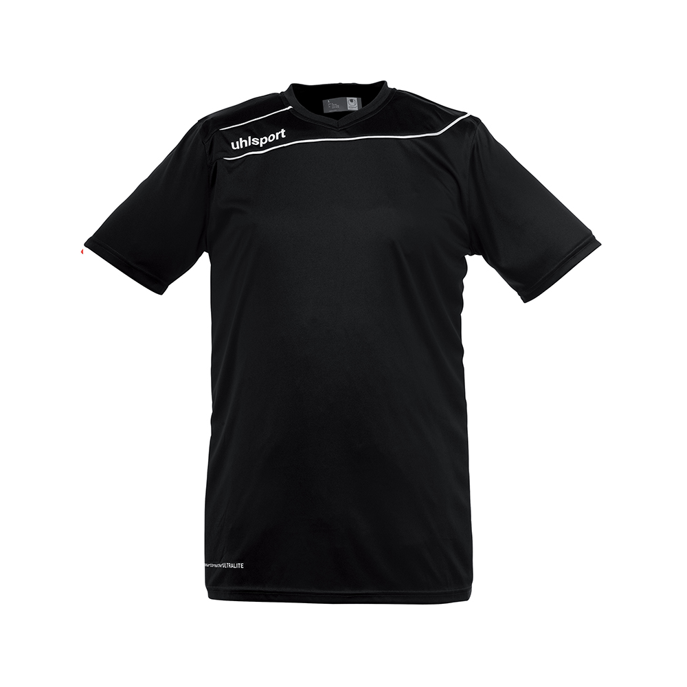 Uhlsport Stream 3.0 Shirt - Noir & Blanc