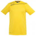 Uhlsport Stream 3.0 Shirt - Jaune & Noir