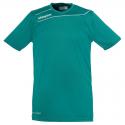 Uhlsport Stream 3.0 Shirt - Vert Lagon & Blanc