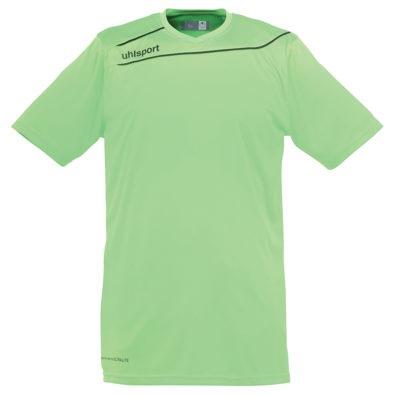 Uhlsport Stream 3.0 Shirt - Vert Flash & Noir