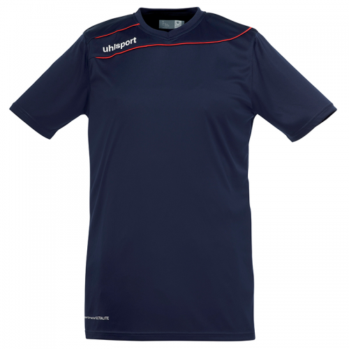 Uhlsport Stream 3.0 Shirt - Marine & Rouge