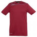 Uhlsport Stream 3.0 Shirt - Bordeaux & Ciel