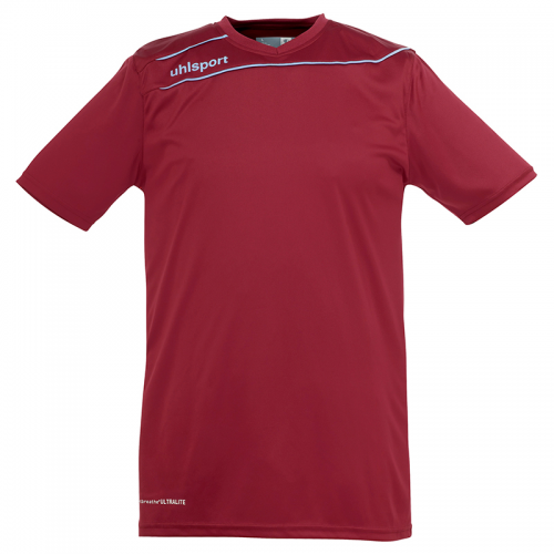 Uhlsport Stream 3.0 Shirt - Bordeaux & Ciel