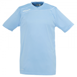 Uhlsport Stream 3.0 Shirt - Ciel & Blanc