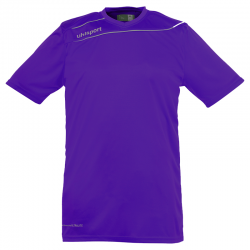 Uhlsport Stream 3.0 Shirt - Violet & Blanc
